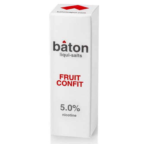 Baton - Fruit Confit eJuice - 10ml / 50mg