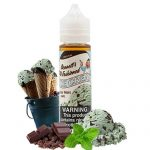 Bennett's Old Fashioned Ice Cream eJuice - Parlor Mint - 60ml / 3mg