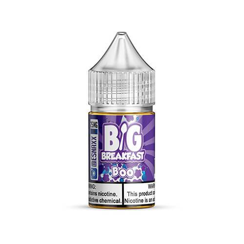 Big Breakfast eJuice SALTS - Boo - 30ml / 50mg