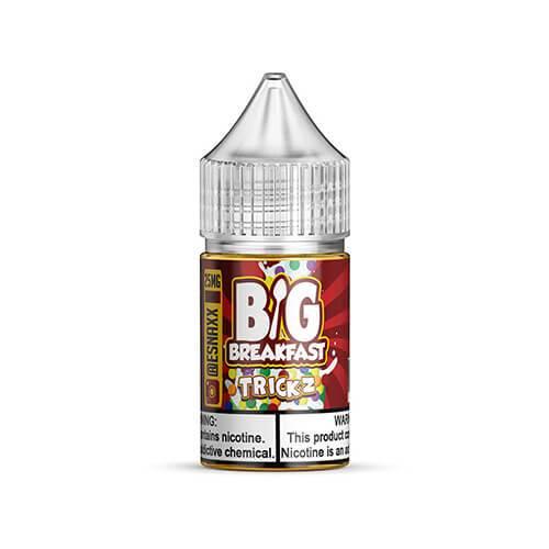 Big Breakfast eJuice SALTS - Trickz - 30ml / 25mg