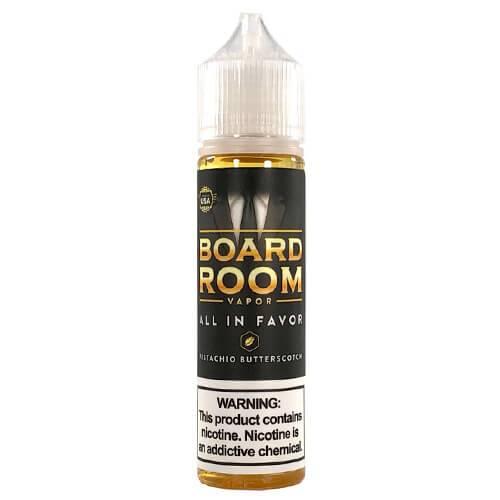 Boardroom Vapor - All In Flavor - 60ml / 3mg