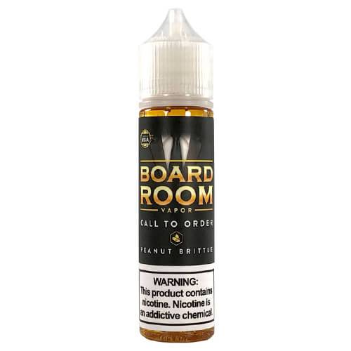 Boardroom Vapor - Call To Order - 60ml / 0mg