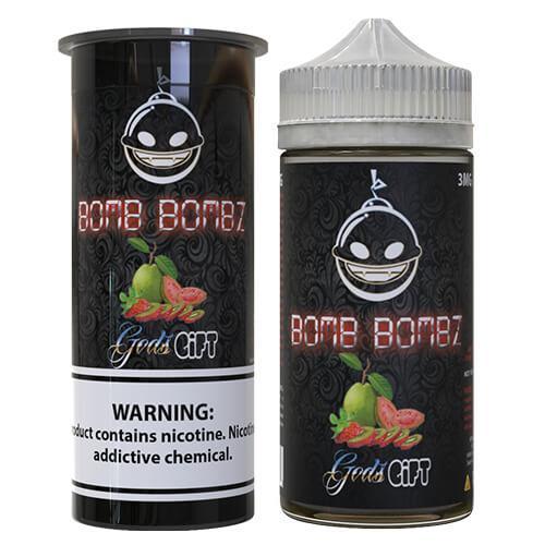 Bomb Bombz Premium E-Liquid - God's Gift - 15ml / 0mg
