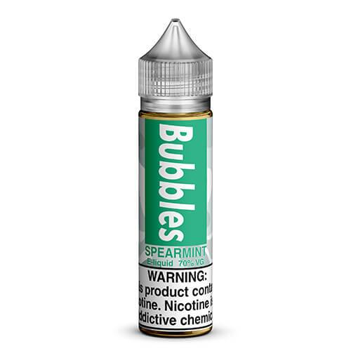 Bubbles by Sovereign Juice Co - Spearmint - 60ml / 3mg