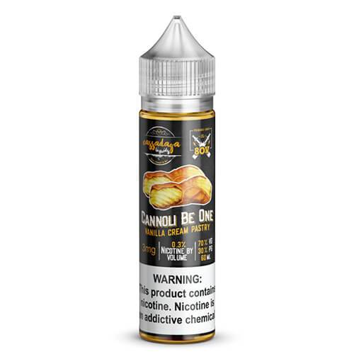 Cassadaga Liquids - Cannoli Be One - 60ml / 0mg
