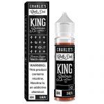 Charlie's Chalk Dust eJuice - King Bellman - 60ml / 6mg