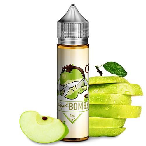 Cherri Bombz eLiquid - Apple Bombz - 60ml / 6mg