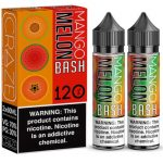 CRAZE Liquid - Mango Melon Bash - 200ml / 6mg