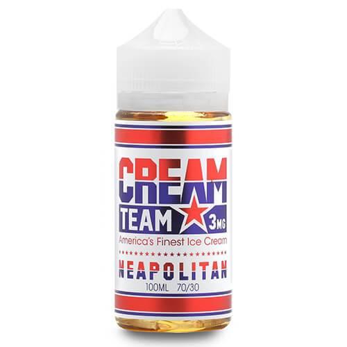 Cream Team - Neapolitan eJuice - 100ml / 6mg