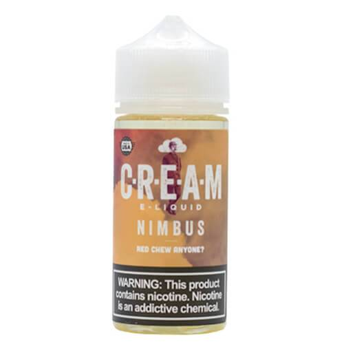 Cream Vapor - Nimbus - 100ml / 6mg