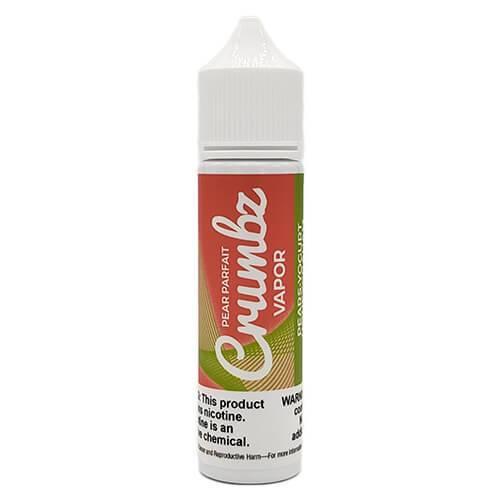 Crumbz Vapor - Pear Parfait - 60ml / 12mg