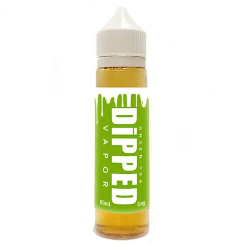 DiPPED Vapor eJuice - Green Tea - 30ml / 6mg
