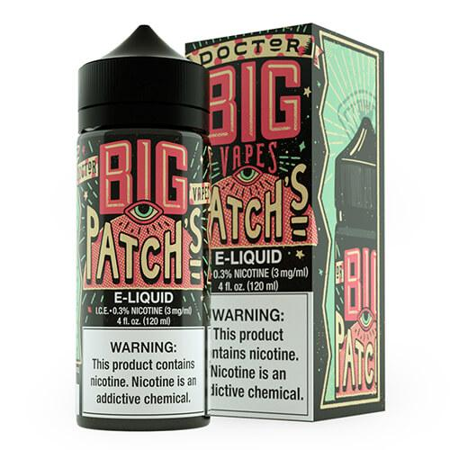 Doctor Big Vapes - Patch's - 120ml / 6mg