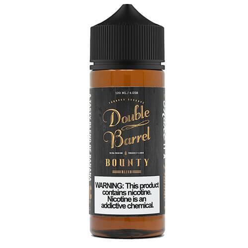 Double Barrel Tobacco Reserve - Bounty - 120ml / 12mg / Plastic