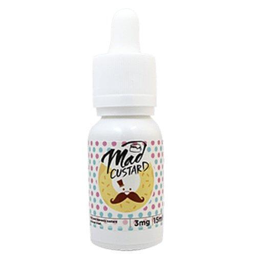 Mr. Doughnut E-Juice - Mad Custard - 90ml (6x15ml) / 9mg