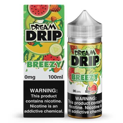 Dream Drip - Breazy eJuice - 100ml / 3mg