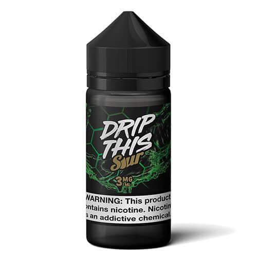 Drip This - Sour Green Apple - 100ml / 6mg