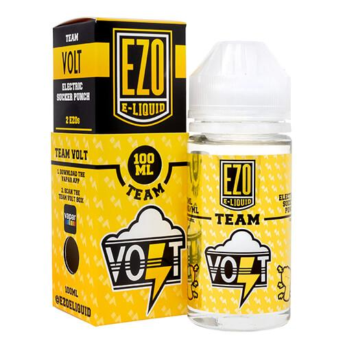 EZO E-Liquid - Team Volt - 100ml / 6mg