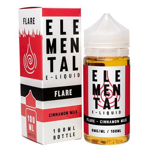 Elemental E-Liquid - Flare - 100ml / 0mg