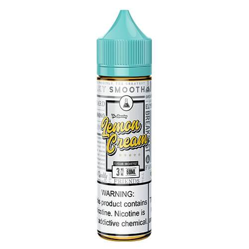 Elysian Breakfast - Lemon Cream - 60ml / 6mg