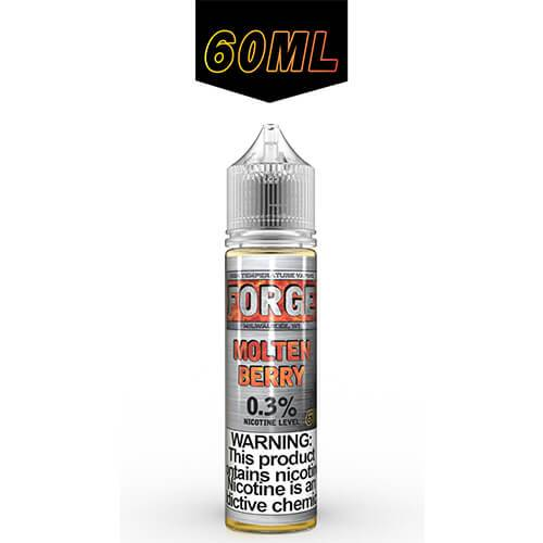 Forge Vapor eLiquids - Molten Berry - 60ml / 6mg