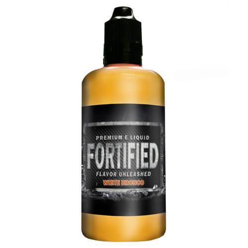 Fortified Premium E-Liquid - White Bronco - 100ml / 0mg