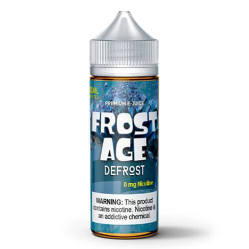 Frost Age Premium eJuice - Defrost - 100ml / 6mg