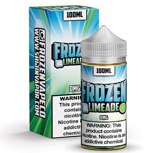 Frozen Vape Co. By Shijin Vapor - Frozen Limeade - 100ml / 3mg
