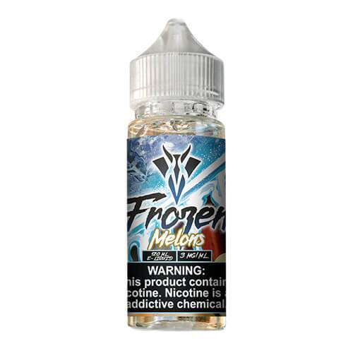 Frozen eJuice by Vango Vapes - Frozen Melons - 120ml / 0mg