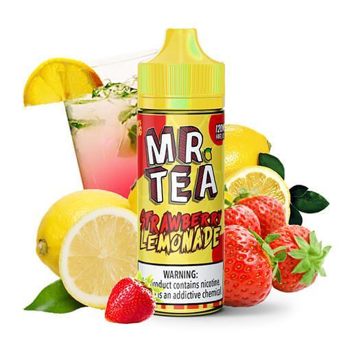 Fuggin eLiquids - Strawberry Lemonade - 120ml / 3mg