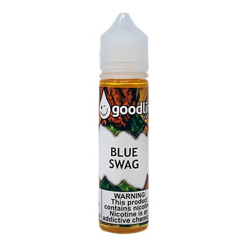Good Life Vapor - Blue Swag - 120ml / 24mg