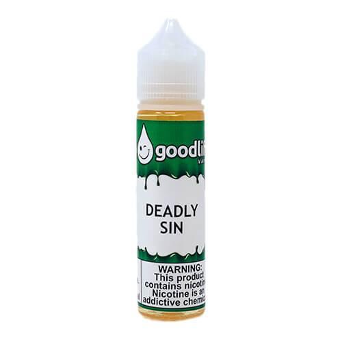 Good Life Vapor - Deadly Sin 50/50 Blend - 60ml / 3mg