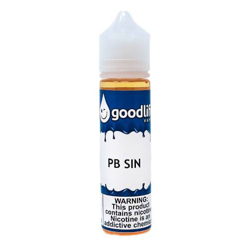 Good Life Vapor - PB Sin - 60ml / 12mg