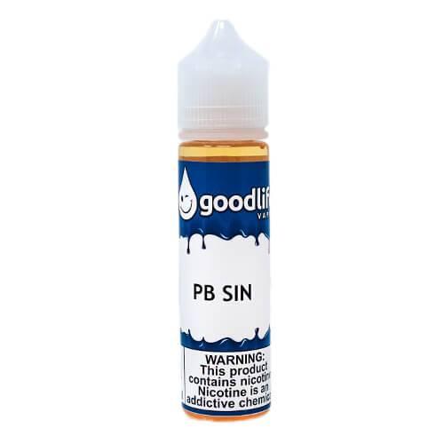 Good Life Vapor - PB Sin - 120ml / 18mg
