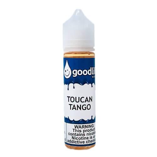 Good Life Vapor - Toucan Tango - 10ml / 24mg