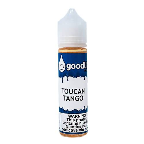 Good Life Vapor - Toucan Tango - 120ml / 18mg