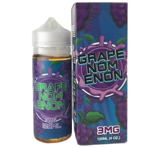 Noms eJuice - Grapenomenon - 120ml / 6mg