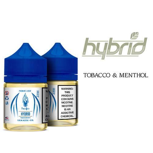 Halo eJuice White Label - Hybrid - 50ml / 0mg