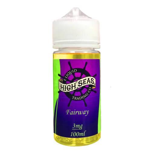 High Seas E-Liquid - Fairway - 30ml / 0mg
