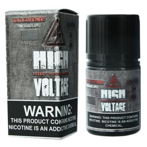 High Voltage Vaporz - Shock Treatment - 60ml / 6mg