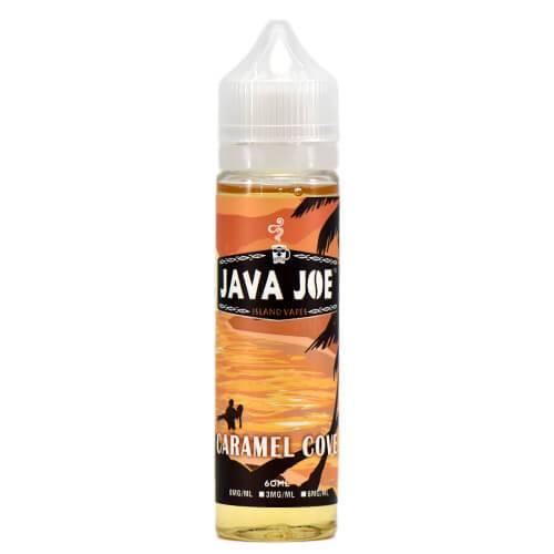 Java Joe eJuice - Caramel Cove - 30ml / 0mg