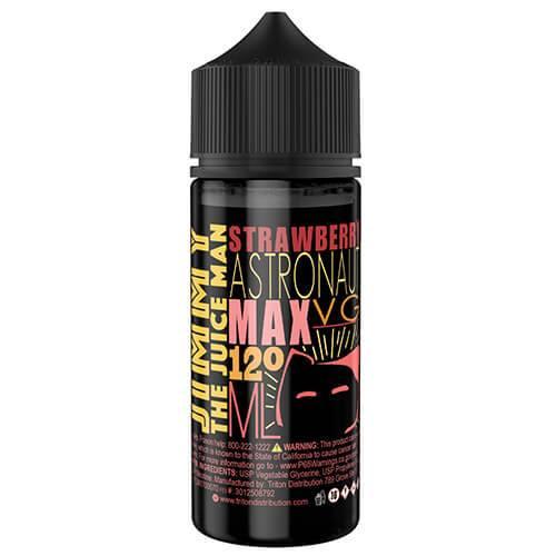Jimmy The Juice Man - Strawberry Astronaut - 120ml / 18mg