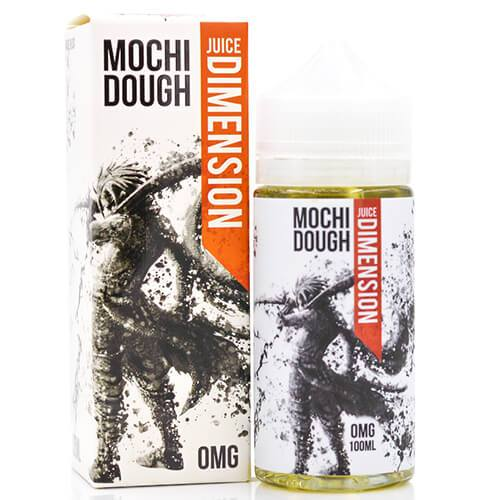 Juice Dimension eLiquid - Mochi Dough - 100ml / 0mg