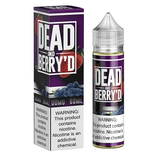 Kinetik Labs eJuice - Dead & Berry'd - 60ml / 0mg