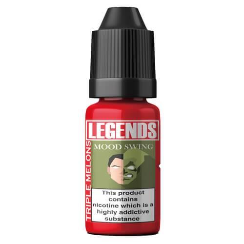 Legends Hollywood Vape Labs - Mood Swing - 10ml / 12mg