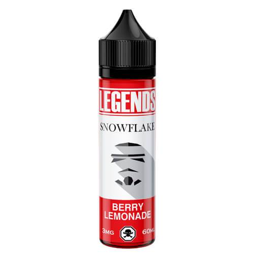 Legends Hollywood Vape Labs - SnowFlake - 60ml / 0mg