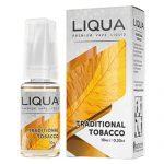 LIQUA eLiquids - Traditional Tobacco - 30ml / 12mg