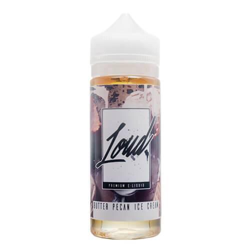Loud eJuice - Butter Pecan Ice Cream - 120ml / 3mg