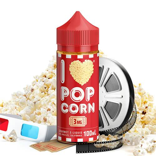 Mad Hatter Juice - I Love Popcorn - 100ml / 6mg