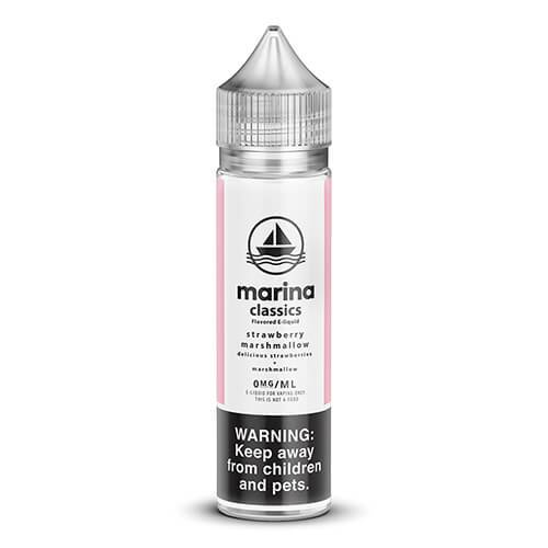 Marina Classics - Strawberry Milkshake - 60ml / 0mg